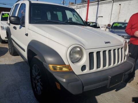 2006 Jeep Liberty for sale at USA Auto Brokers in Houston TX
