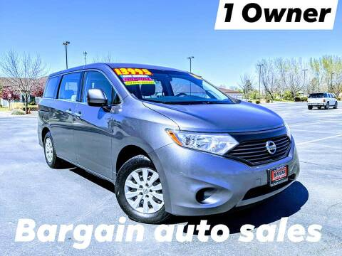2016 Nissan Quest for sale at Bargain Auto Sales LLC in Garden City ID