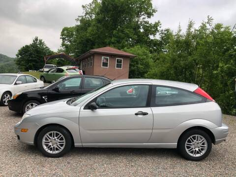2005 Ford Focus for sale at R C MOTORS in Vilas NC