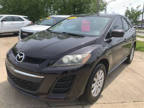 2011 Mazda CX-7 for sale at Cars To Go in Lafayette IN