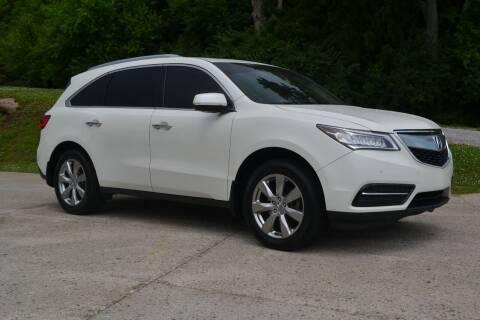 2014 Acura MDX for sale at Direct Auto Sales in Franklin TN