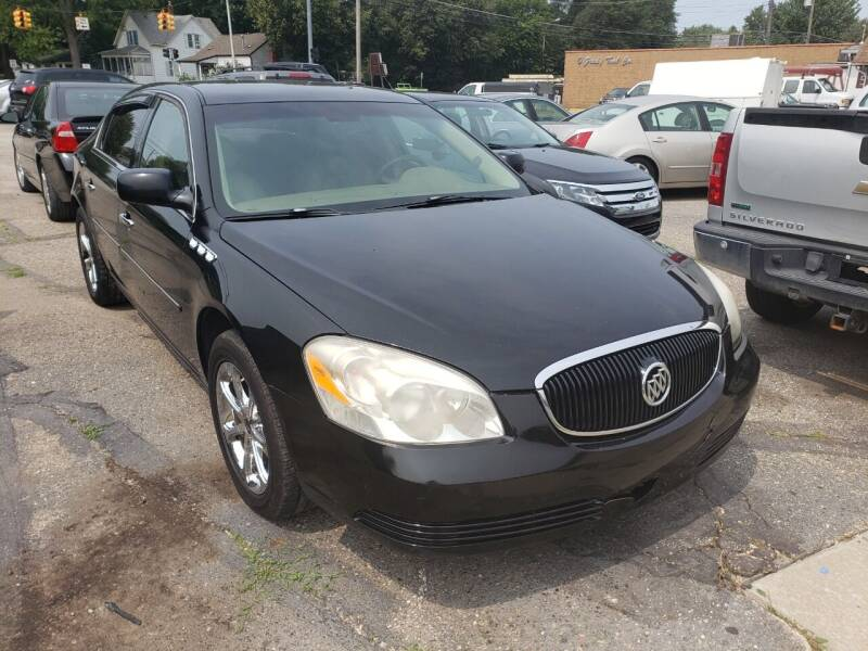 2006 Buick Lucerne for sale at D & D All American Auto Sales in Mount Clemens MI