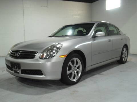2005 Infiniti G35 for sale at Ohio Motor Cars in Parma OH