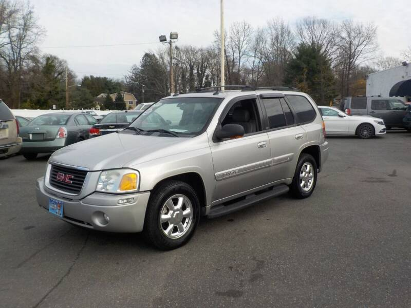 2004 GMC Envoy for sale at United Auto Land in Woodbury NJ
