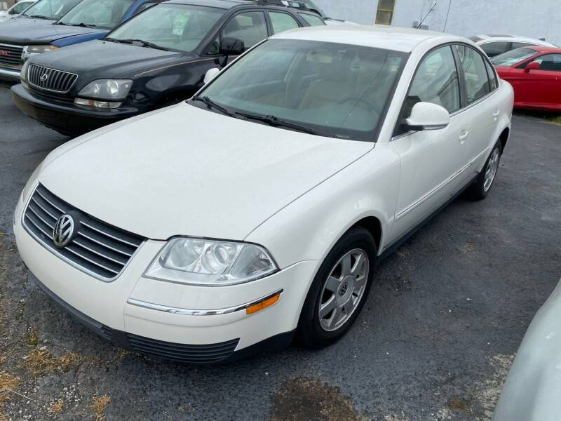 2004 Volkswagen Passat for sale at All American Autos in Kingsport TN