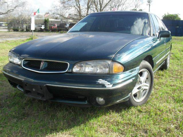 1999 Pontiac Bonneville for sale at Ody's Autos in Houston TX