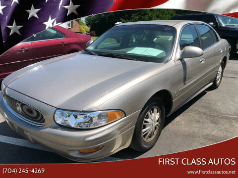 2003 Buick LeSabre for sale at First Class Autos in Maiden NC