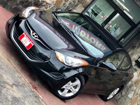 2011 Hyundai Elantra for sale at Atlanta Prestige Motors in Decatur GA
