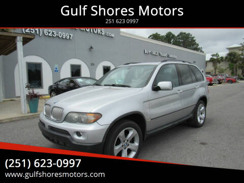 2005 BMW X5 for sale at Gulf Shores Motors in Gulf Shores AL