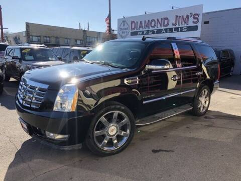 2010 Cadillac Escalade Hybrid for sale at Diamond Jim's West Allis in West Allis WI