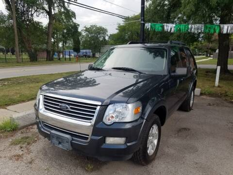 2010 Ford Explorer for sale at RBM AUTO BROKERS in Alsip IL