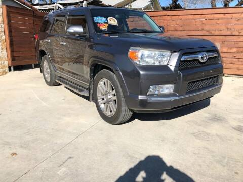2013 Toyota 4Runner for sale at Speedway Motors TX in Fort Worth TX