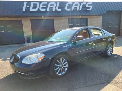 2006 Buick Lucerne for sale at I-Deal Cars in Harrisburg PA