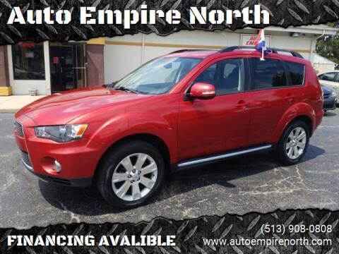 2012 Mitsubishi Outlander for sale at Auto Empire North in Cincinnati OH