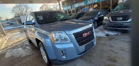 2015 GMC Terrain for sale at Divine Auto Sales LLC in Omaha NE