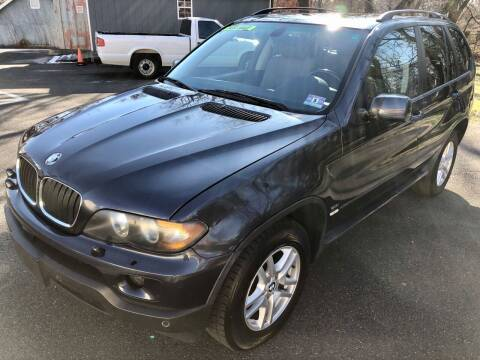 2005 BMW X5 for sale at Perfect Choice Auto in Trenton NJ