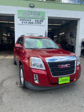 2014 GMC Terrain for sale at Pikeside Automotive in Westfield MA