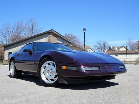 1994 Chevrolet Corvette for sale at Great Lakes Classic Cars & Detail Shop in Hilton NY