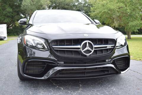 2018 Mercedes-Benz E-Class for sale at Monaco Motor Group in Orlando FL