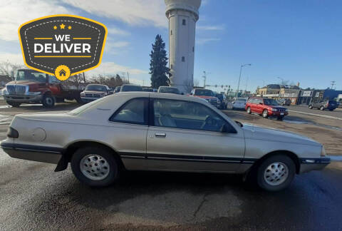 1988 Ford Thunderbird for sale at Tower Motors in Brainerd MN