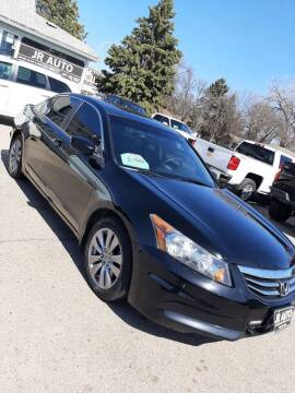 2012 Honda Accord for sale at JR Auto in Brookings SD