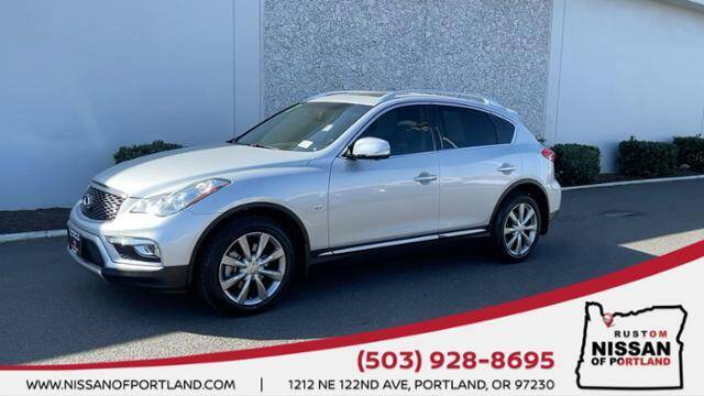 2017 Infiniti QX50 for sale in Portland, OR
