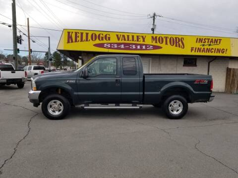 2004 Ford F-250 Super Duty for sale at Kellogg Valley Motors in Gravel Ridge AR