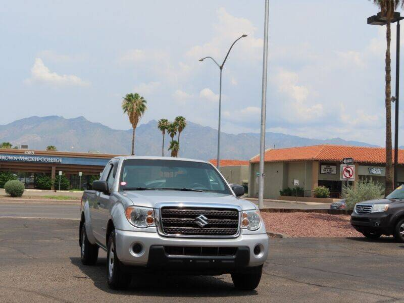 2009 Suzuki Equator for sale in Tucson, AZ