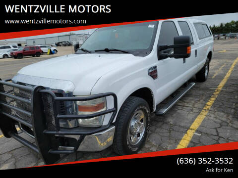 2008 Ford F-250 Super Duty for sale at WENTZVILLE MOTORS in Wentzville MO