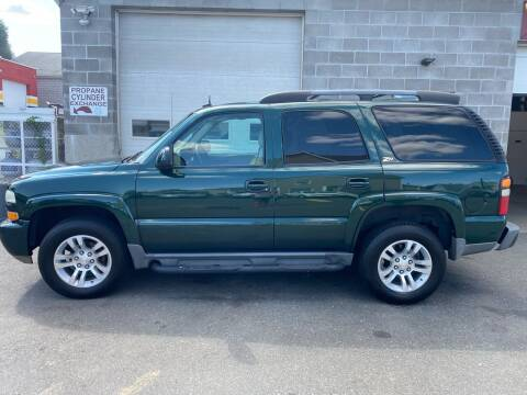 2004 Chevrolet Tahoe for sale at Pafumi Auto Sales in Indian Orchard MA