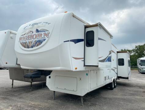 2008 Heartland Bighorn for sale at Ezrv Finance in Willow Park TX