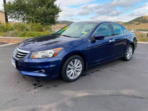 2012 Honda Accord for sale at Big Deal Auto Sales in Rapid City SD