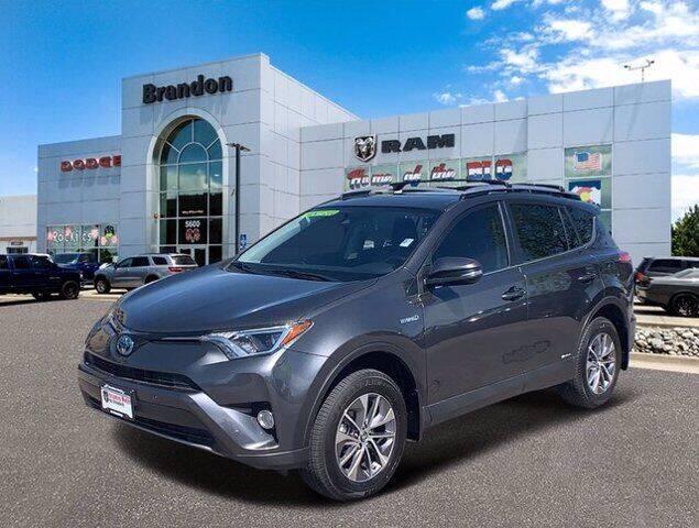 2018 Toyota RAV4 Hybrid for sale in Littleton, CO