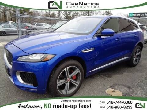 2019 Jaguar F-PACE for sale at CarNation AUTOBUYERS Inc. in Rockville Centre NY