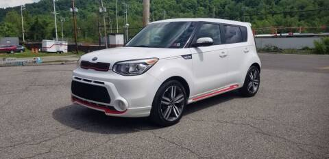2014 Kia Soul for sale at Steel River Auto in Bridgeport OH