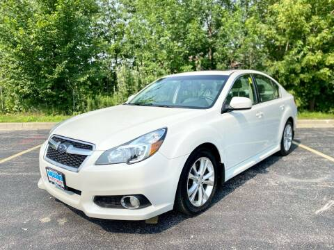 2014 Subaru Legacy for sale at Siglers Auto Center in Skokie IL