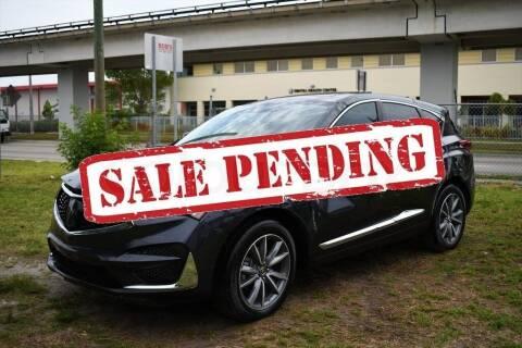 2019 Acura RDX for sale at STS Automotive - Miami, FL in Miami FL
