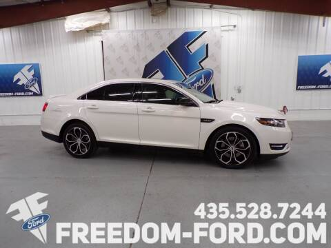 2016 Ford Taurus for sale at Freedom Ford Inc in Gunnison UT