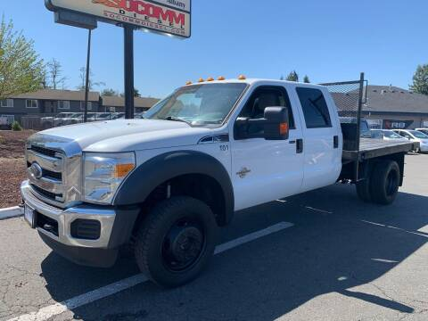 2013 Ford F-450 Super Duty for sale at South Commercial Auto Sales in Salem OR