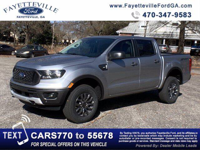 2020 Ford Ranger for sale in Fayetteville, GA