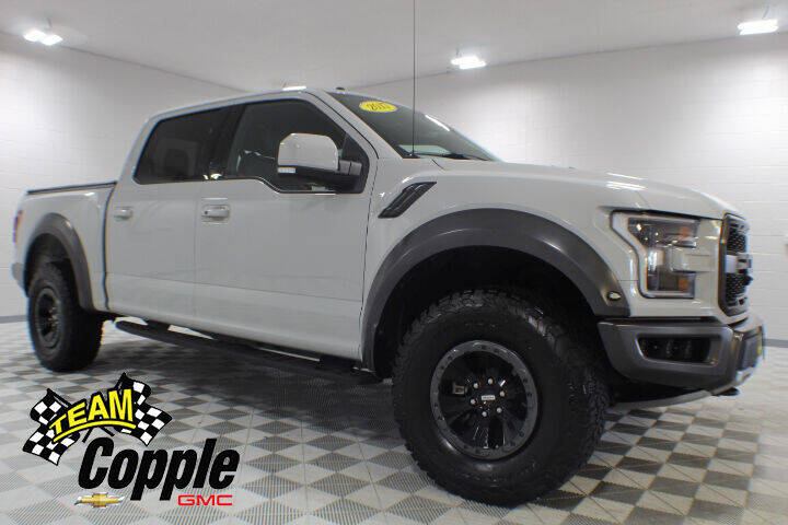 2017 Ford F-150 for sale at Copple Chevrolet GMC Inc in Louisville NE