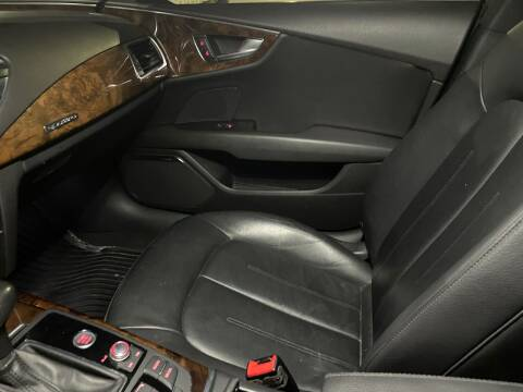 2014 Audi A7 for sale at Trocci's Auto Sales in West Pittsburg PA