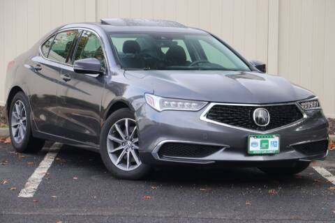 2019 Acura TLX for sale at Jersey Car Direct in Colonia NJ