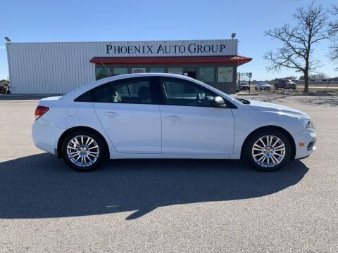 2015 Chevrolet Cruze for sale at PHOENIX AUTO GROUP in Belton TX