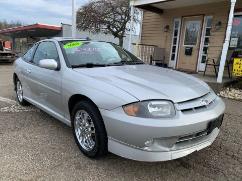 2005 Chevrolet Cavalier for sale at G & G Auto Sales in Steubenville OH