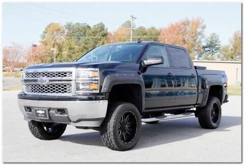 2015 Chevrolet Silverado 1500 for sale at WHITE MOTORS INC in Roanoke Rapids NC