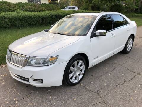 2008 Lincoln MKZ for sale at Urban Motors llc. in Columbus OH
