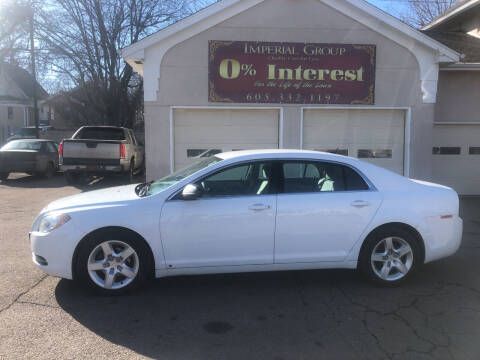 2009 Chevrolet Malibu for sale at Imperial Group in Sioux Falls SD
