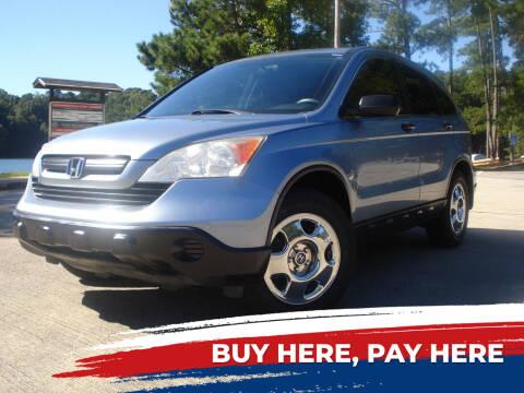 2009 Honda CR-V for sale at Car Store Of Gainesville in Oakwood GA