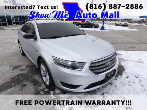2018 Ford Taurus for sale at Show Me Auto Mall in Harrisonville MO